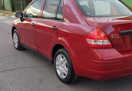 No te pierdas un excelente Nissan Tiida 2011 Manual en Zumpango