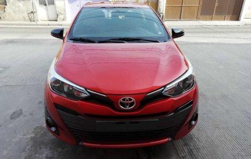Un Toyota Yaris 2018 impecable te está esperando
