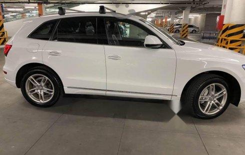 Carro Audi Q5 2015 en buen estadode único propietario en excelente estado