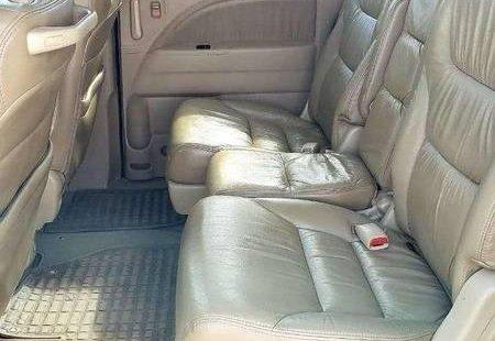 Honda Odyssey impecable en Zapopan