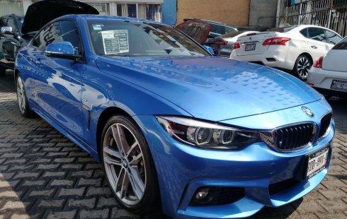Quiero vender un BMW Serie 4 en buena condicción