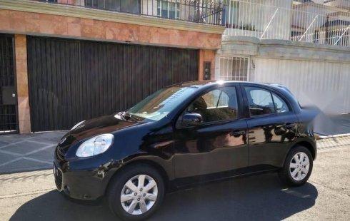 Vendo un carro Nissan March 2013 excelente, llámama para verlo