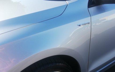 Un carro Volkswagen Jetta 2014 en Guanajuato