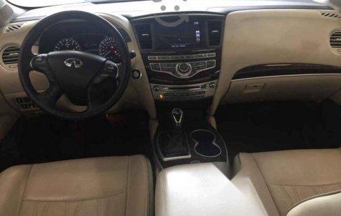 En venta carro Infiniti QX 2017 en excelente estado