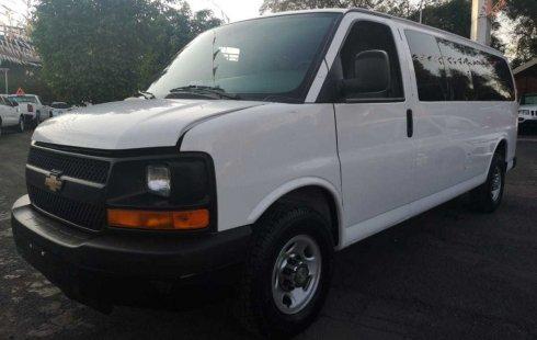 Coche impecable Chevrolet Express con precio asequible