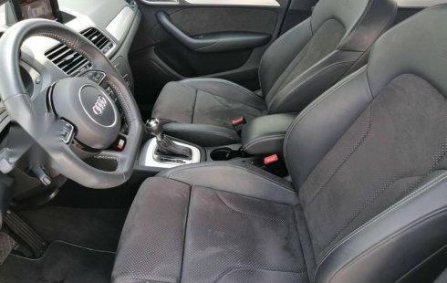 Quiero vender un Audi Q3 en buena condicción