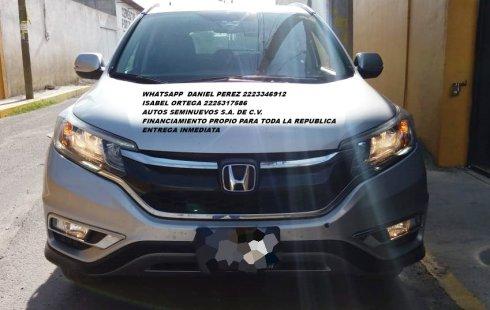 Equipada CR-V EXL 2016 Puebla