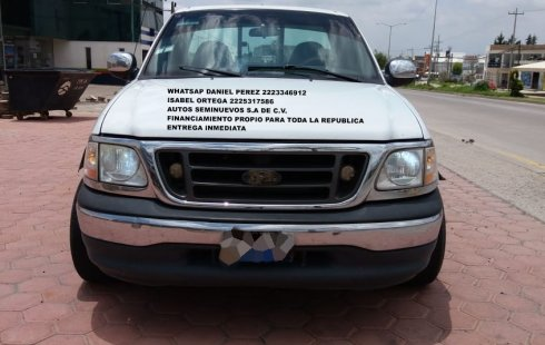 Impecable Ford F-250 2007 Puebla