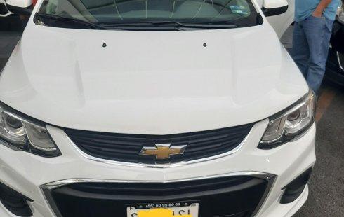Chevrolet Sonic 2017 LT