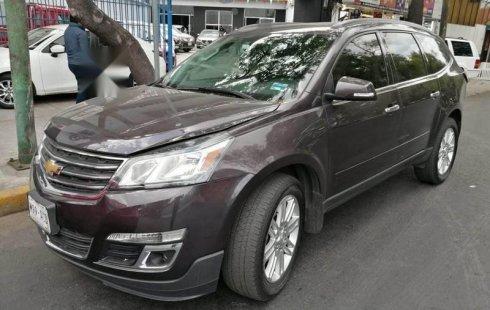 Quiero vender inmediatamente mi auto Chevrolet Traverse 2015 muy bien cuidado