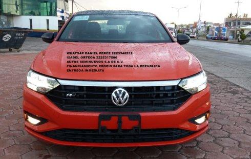 Equipado Volkswagen Jetta R-LINE 2019 Puebla