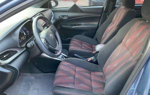 Toyota Yaris 2018 usado