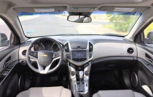 Quiero vender urgentemente mi auto Chevrolet Cruze 2014 muy bien estado