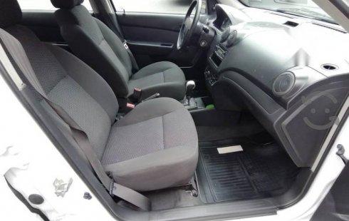 Chevrolet Aveo impecable en Guadalajara más barato imposible