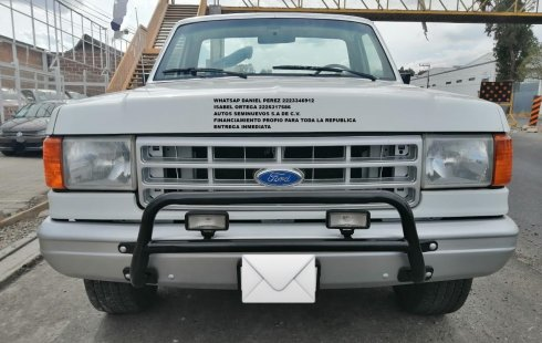 Impecable Ford F-200 1991 Puebla
