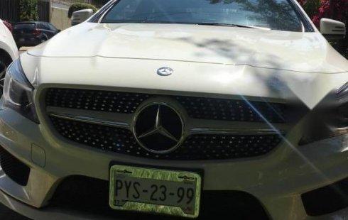 En venta un Mercedes-Benz Clase CLA 2015 Automático muy bien cuidado