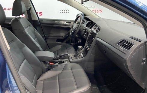 Vendo un carro Volkswagen Golf 2018 excelente, llámama para verlo