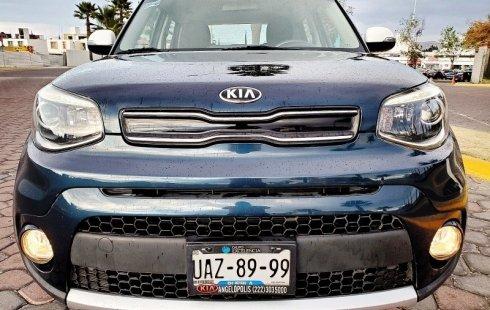 Se pone en venta un Kia Soul