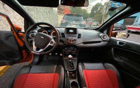 Ford Fiesta 2017 barato en México State