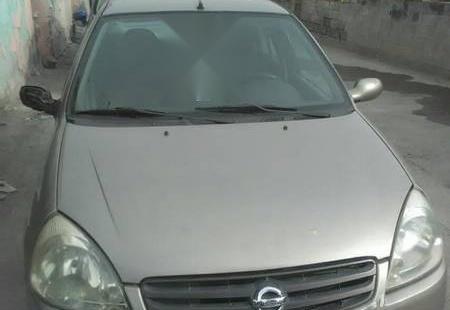 Tengo que vender mi querido Nissan Platina 2006