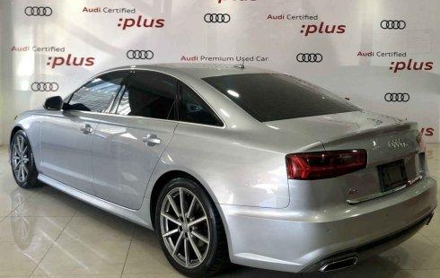 Vendo un carro Audi A6 2016 excelente, llámama para verlo