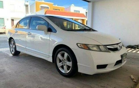 Quiero vender inmediatamente mi auto Honda Civic 2009 muy bien cuidado