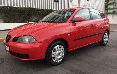 Quiero vender urgentemente mi auto Seat Ibiza 2005 muy bien estado