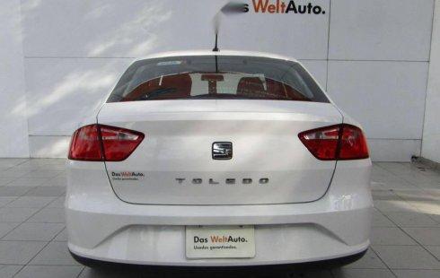 Se vende un Seat Toledo 2017 por cuestiones económicas