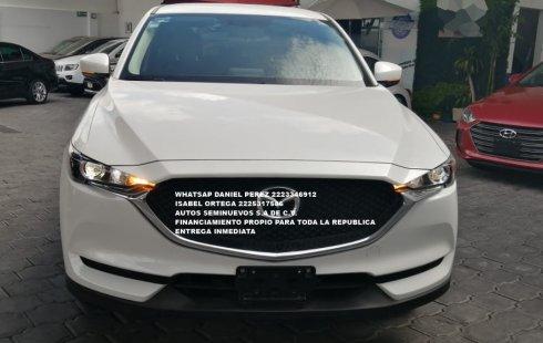 Equipada Mazda CX-5 2019 Puebla