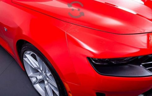 Chevrolet Camaro 2019 impecable