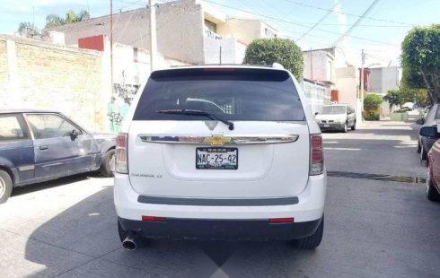 No te pierdas un excelente Chevrolet Equinox 2008 Automático en Tlaquepaque