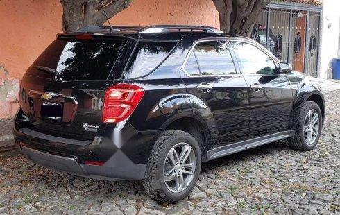 En venta un Chevrolet Equinox 2017 Automático muy bien cuidado