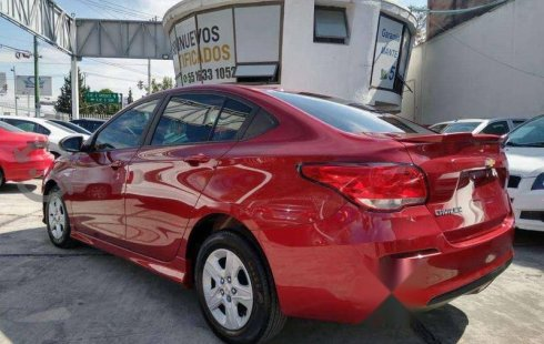 Se vende urgemente Chevrolet Cavalier 2019 Manual en Iztacalco