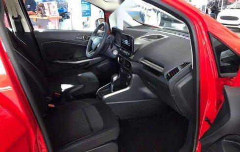 Ford EcoSport 2020 usado en Atotonilco el Alto