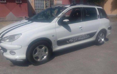 Se vende urgemente Peugeot 206 2006 Manual en Cuauhtémoc
