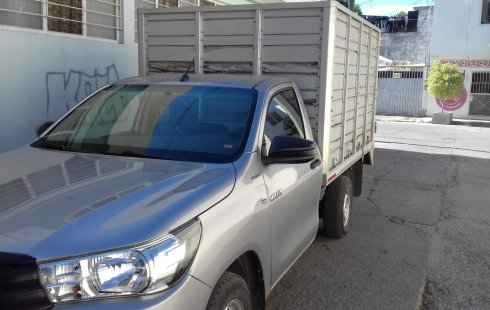 TOYOTA HILUX CHASIS CABINA 2016