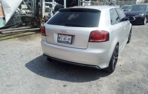 Un carro Audi S3 2012 en Corregidora