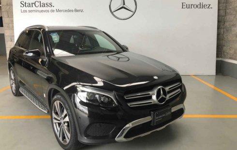 Mercedes-Benz Clase GLC 2017 barato en Veracruz