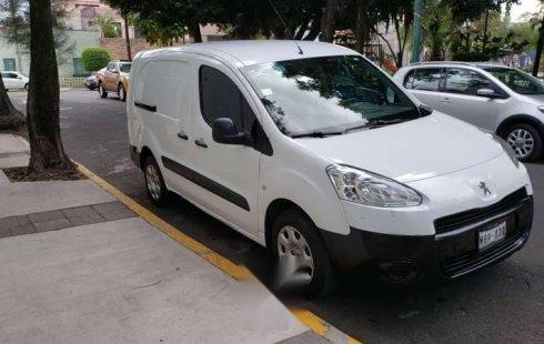 Peugeot Partner precio muy asequible