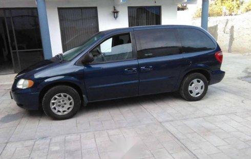 En venta un Chrysler Voyager 2002 Automático muy bien cuidado