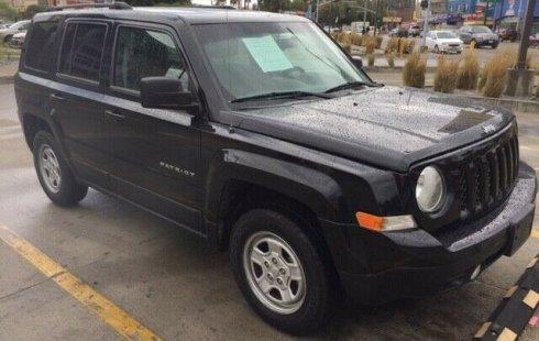 Jeep Patriot precio muy asequible