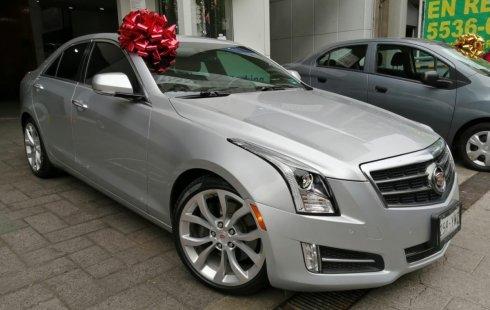Pongo a la venta cuanto antes posible un Cadillac ATS que tiene todos los documentos necesarios