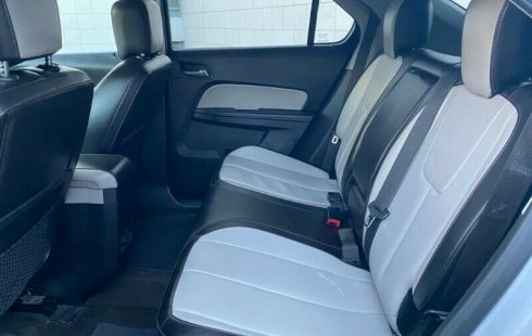 No te pierdas un excelente Chevrolet Equinox 2012 Automático en Nuevo León