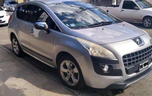 Tengo que vender mi querido Peugeot 3008 2012