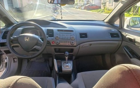 Honda Civic usado en Guadalajara