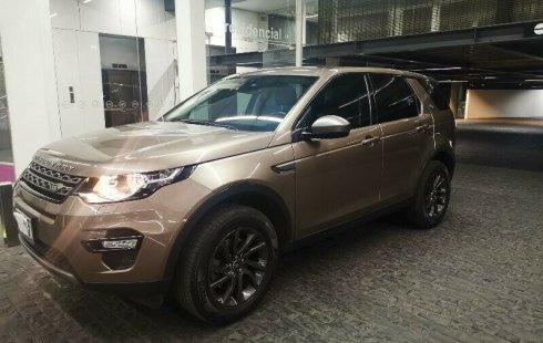 Se vende un Land Rover Discovery de segunda mano