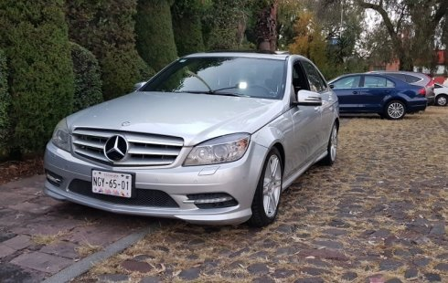 Mercedes-Benz Clase C usado en México State