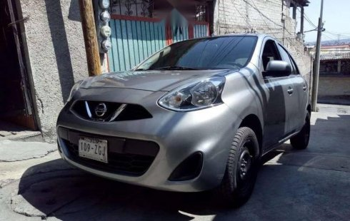 Se vende urgemente Nissan March 2014 Manual en Naucalpan de Juárez