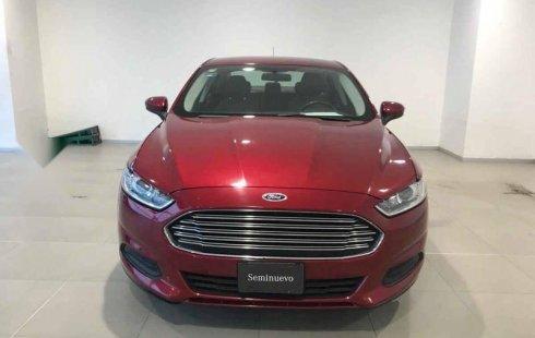 En venta carro Ford Fusion 2016 en excelente estado