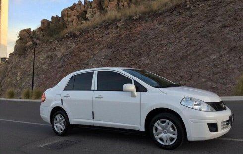 Nissan Tiida impecable en Chihuahua más barato imposible